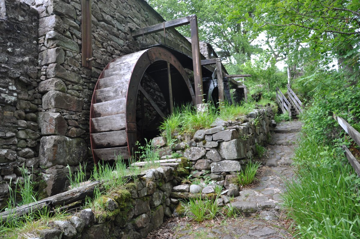 Eskdale Mill And Heritage Trust Development Phase